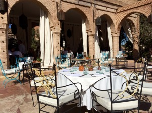 Lunching_Marrakesh