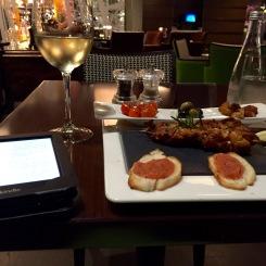 Dinner in Doha
