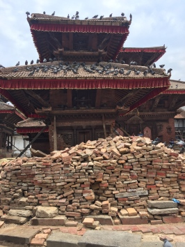 durbur square-rubble