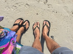 Hout Bay-feet