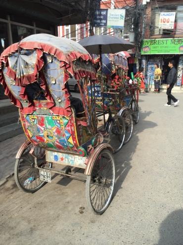 rickshawride
