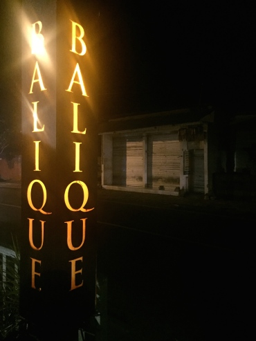 Balique-sign
